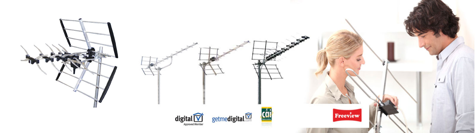 tv aerial installers Spennymoor